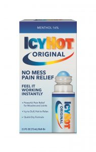 Icy Hot Front of Package